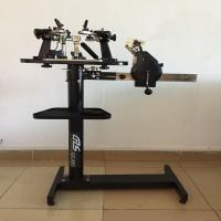 Buy cheap professional badminton tennis OEM manual racket stringing machine from wholesalers