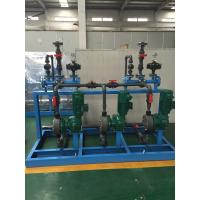 Buy cheap Chemical Diaphragm Pump , Reciprocating Metering Dosing Pumps For Biocides from wholesalers