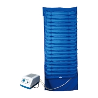 Buy cheap Wholesale Striped wave alternating inflatable cushion medical anti-decubitus air mattress for hospital bed from wholesalers