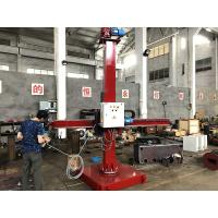 Buy cheap Automatic Column Boom Welding Manipulator Joint  Welding Rotator For Seam Welding from wholesalers