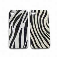 Buy cheap Leather Cases for iPhone, Easy Access to All Buttons, OEM Orders are Welcome from wholesalers