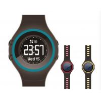 Buy cheap Electronic Activity Monitor Band Waterproof Gps Watch Personal Fitness Tracker With Alarm from wholesalers