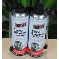 Buy cheap Tubeless Rubber Liquid Emergency Tyre Repair For Motorcycle , Non - Toxic from wholesalers