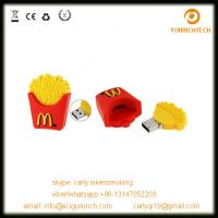 Buy cheap wholesale Mcdonald French fries 1GB USB storage device product