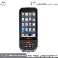 Buy cheap Wifi Bluetooth PDA Mobile Device High Frequency Rfid Reader Writer from wholesalers