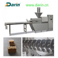 Buy cheap Automatic Pet Food Production Line stainless steel material pet meat snack machine from wholesalers
