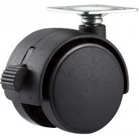 Buy cheap Locking Caster Wheels Office Chair / Replacement Casters For Office Chairs On Carpet from wholesalers