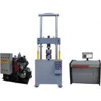 Buy cheap Static Dynamic Universal Testing Machine / MTS Servo Hydraulic Testing Machine from wholesalers