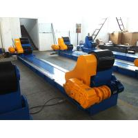 Buy cheap Self Aligning Welding Rotator  Pipe Rollers Heavy Duty , Bolt Adjustment Pipe Wheels Rollers from wholesalers