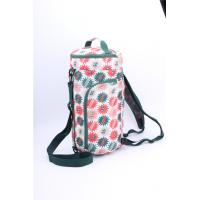 Buy cheap Wholesale Price Large capacity overnight bag with beautiful flower printing product