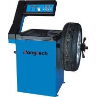 Buy cheap Automatic Computer Wheel Balancer Machine 220v For Motorcycle / Car from wholesalers