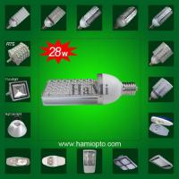 Buy cheap 28W  street lighting luminaires from wholesalers