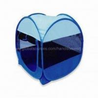 Buy cheap Pet Tent, Measuring 46 x 46 x 50cm, Made of 420D Oxford and Strong Mesh from wholesalers