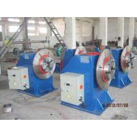 Buy cheap IndustrialHead Tail Manual Welding Positioner , Positioner Welding Machine Hydraulic Chuck from wholesalers