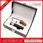 Buy cheap 2pcs Set Wine Bottle Opener Kit Knife Corkscrew Stopper Gift Box Bar New in Box from wholesalers