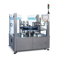 Buy cheap Cardboard Printing Semi Automatic Cartoning Machine For Medicine Box from wholesalers