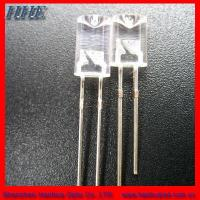 Quality 5mm Concave White LED Diode for sale