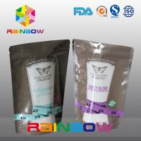 Buy cheap PET / PE laminatied material self standing plastic pouch candy packaging from wholesalers
