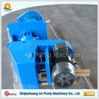 Buy cheap mining,coal project usage non-clog centrifugal vertical slurry pump from wholesalers