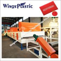 Buy cheap The Production Line / Plastic Machine For PVC Vinyl Loop Mat Coil Mat from wholesalers