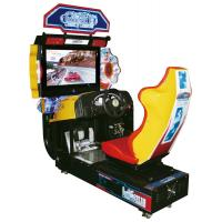 Buy cheap Simulator Dynamic Car Racing Game Machine 32 Inch For Entertainment MR-QF090-1 from wholesalers