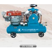 Buy cheap Mini Portable Piston Air Compressor 1670*850*1150 Mm 0.5 Mpa Working Pressure from wholesalers