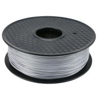 Buy cheap 7.87 * 2.83 Thermoplastic Recycle Grey 3d Printer Plastic Material 1KG Spool from wholesalers