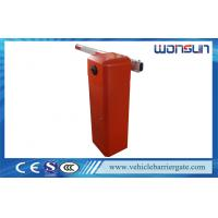 Buy cheap Smart Automatic Locking Boom Barrier Gate With Loop Detectoror Vehicle Sensors from wholesalers