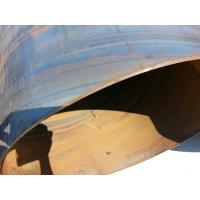 China Hot Rolled API 5L Steel Pipe Psl1 A25 / L175 With Black Painting / Anti-Corrosion Oil on sale