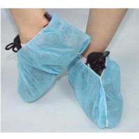 Buy cheap Cover Pe Shoe Cover Disposable chef cook uniform 	Disposable Garments 	medical and dental from wholesalers