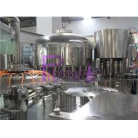 Buy cheap PLC Monoblock Drinking Water Filling Plant Beverage Washing Filling Capping Machine from wholesalers