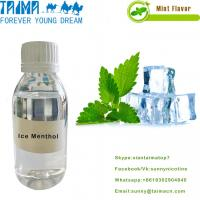 Buy cheap Hot sale mint/fruit aroma high concentrate VG based Ice Menthol flavor for E from wholesalers