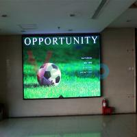 Buy cheap P4mm Indoor Full Color LED Display Broken Resistant 512mm×512mm×90mm from wholesalers