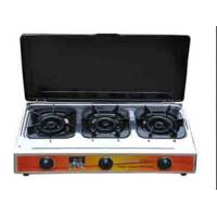 Buy cheap three stainless steel  gas cooker from wholesalers