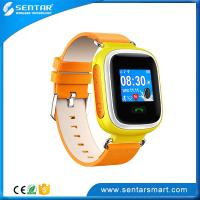 Buy cheap Smart Safeguard Useful V80-1.0 Anti-Lost GPS Wifi Tracking Non Disturb Setting Watch for Children product