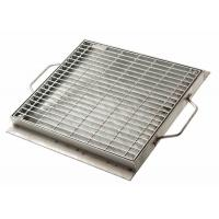 Buy cheap Smooth Flat Surface Sump Grate Cover , Durable Flowforge Steel Grating Cover from wholesalers
