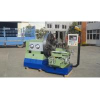 Buy cheap Processing Flange Engine Lathe Machine , End Face Table Top Lathe Machine from wholesalers