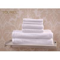 Buy cheap White Cotton Wholesale Hand Towels Bulk Plain Polyester Commercial Hand Towels from wholesalers