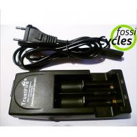 Buy cheap Brand New Trustfire TR-001 Dual Battery Charger 18650, 18500, 18350,17670, 16340 from wholesalers