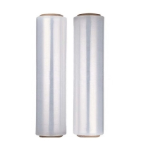 Buy cheap 20 mic clear LLDPE strech Pallet shrink wrap stretch film product
