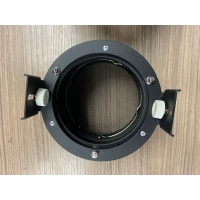 Buy cheap Die Casting Aluminum Alloy COB LED Downlight Housing from wholesalers