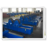 Buy cheap Wired Bolt Adjustment Pipe Welding Turning Rolls 10000kg 50HZ 3PH product