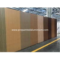 Buy cheap Vehicle 2500mm H112 A5005 Pre Painted Aluminium Sheet from wholesalers