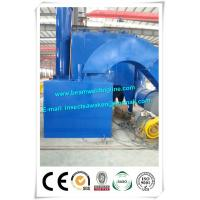 Buy cheap Roller Conveyor Steel Plate Shot Blasting Machine For Removing Rust from wholesalers