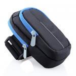 Buy cheap Multifunctional Double Pockets Arm Bag For Running Black Neoprene Dobby Nylon from wholesalers