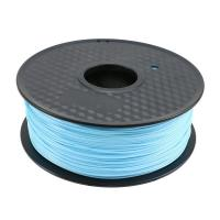 Buy cheap Biodegradable  Cerulean 3d Printer Plastic Roll 1.75 Mm  Diameter One Kilometre from wholesalers