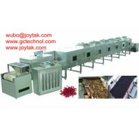 Buy cheap Tunnel Microwave Sterilizing & Drying Machine For Medicine Food Chemical / GWM-B Tunnel from wholesalers