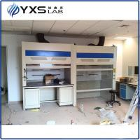 Buy cheap PP cheap laboratory walk in fume hood from wholesalers