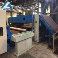 Buy cheap Durable Non Woven Fabric Making Machine Needle Punching Production Line from wholesalers