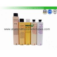 Buy cheap Beauty Empty Aluminum Squeeze Tubes 100% Recyclable Waterproof No - Toxic from wholesalers